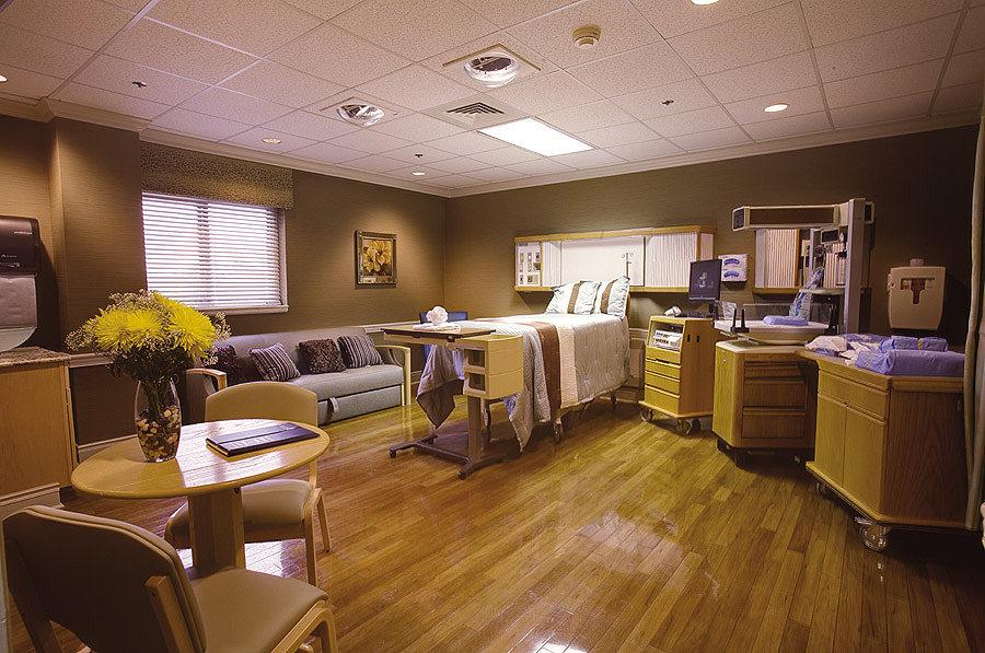 Smrmc Maternity Ldrp Suites